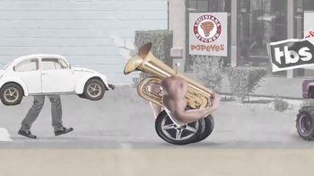 Popeyes Sweet & Crunchy Tenders TV Spot, 'TBS: Drive-Thru' - Thumbnail 6