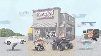 Popeyes Sweet & Crunchy Tenders TV Spot, 'TBS: Drive-Thru' - Thumbnail 7