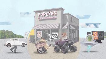 Popeyes Sweet & Crunchy Tenders TV Spot, 'TBS: Drive-Thru' - Thumbnail 8