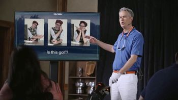 GolfBook TV Spot, 'Fred Talks Hooey for 10 Seconds' - Thumbnail 2