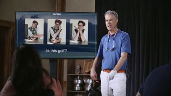 GolfBook TV Spot, 'Fred Talks Hooey for 10 Seconds' - Thumbnail 4