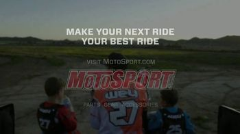 Motosport TV Spot, 'The Next Generation' Featuring Nick Wey - Thumbnail 10