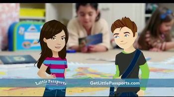 Little Passports TV Spot, 'Go on a Worldwide Adventure' - Thumbnail 1