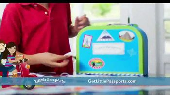 Little Passports TV Spot, 'Go on a Worldwide Adventure' - Thumbnail 3