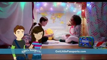 Little Passports TV Spot, 'Go on a Worldwide Adventure' - Thumbnail 8