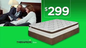 Rooms to Go TV Spot, 'Need a New Mattress Fast' - Thumbnail 3