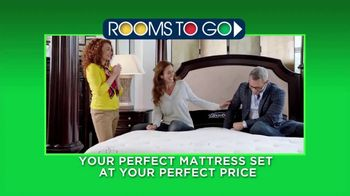 Rooms to Go TV Spot, 'Need a New Mattress Fast' - Thumbnail 8