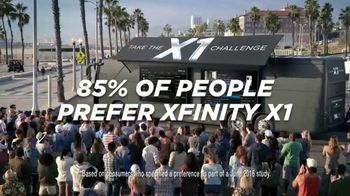XFINITY X1 TV Spot, 'Even on a Plane' Featuring Chris Hardwick - Thumbnail 5