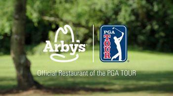 Arby's TV Spot, 'Official Restaurant of the PGA TOUR' Feat. Andrew Johnston - Thumbnail 6