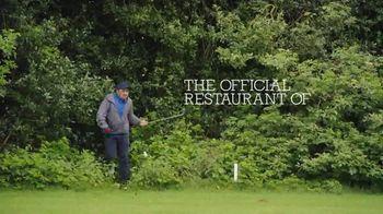 Arby's TV Spot, 'Official Restaurant of the PGA TOUR' Feat. Andrew Johnston - Thumbnail 1