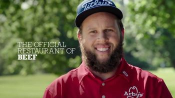 Arby's TV Spot, 'Official Restaurant of the PGA TOUR' Feat. Andrew Johnston - 18 commercial airings