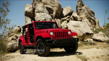 Jeep Drive and Discover Event TV Spot, 'Awarded' Song by Imagine Dragons [T1] - Thumbnail 1