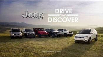Jeep Drive and Discover Event TV Spot, 'Awarded' Song by Imagine Dragons [T1] - Thumbnail 8
