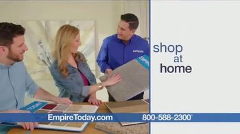 Empire Today Buy One Get Two Free Sale TV Spot, 'Save Big' - Thumbnail 4