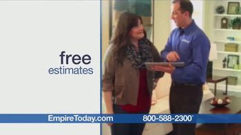 Empire Today Buy One Get Two Free Sale TV Spot, 'Save Big' - Thumbnail 5