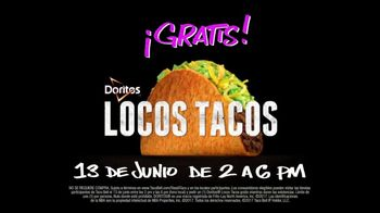 Taco Bell Steal a Game, Steal a Taco TV Spot, 'Tacos gratis' [Spanish] - Thumbnail 6