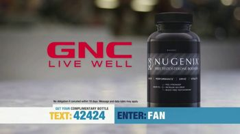 Nugenix TV Spot, 'Fan' Featuring Frank Thomas - Thumbnail 4