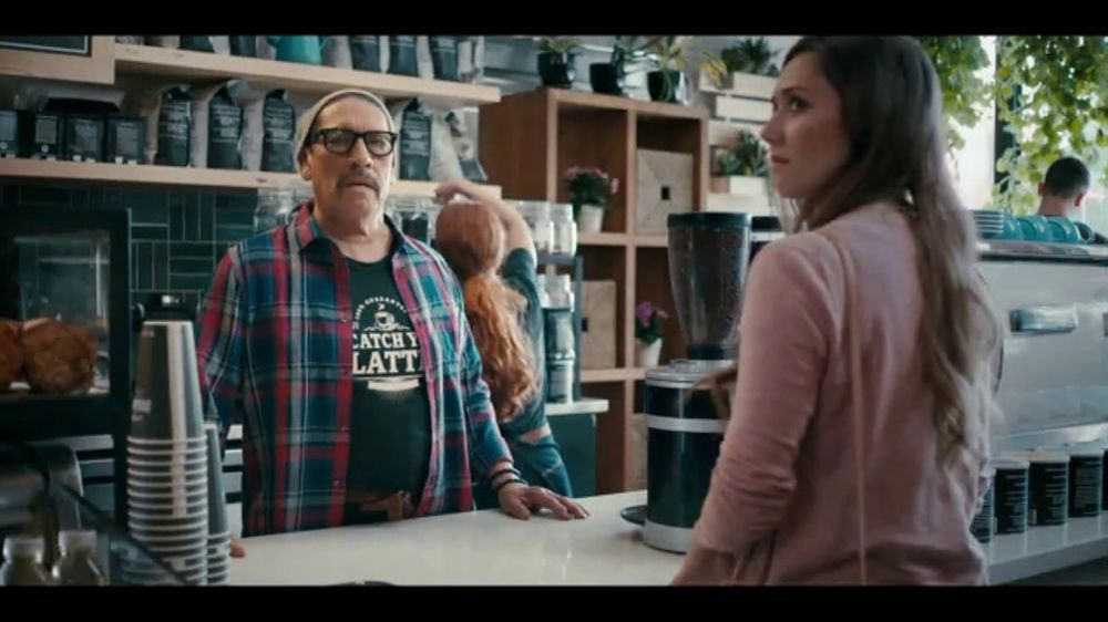 Sling Tvmercial Picky With Your Coffee Featuring Danny Trejo Ispot Tv