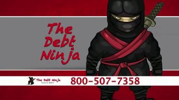 The Debt Ninja TV Spot, 'Is Debt Beating You Down?' - Thumbnail 7