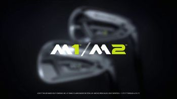 TaylorMade M1 & M2 Irons TV Spot, '#1 Irons Family in Golf' - Thumbnail 6