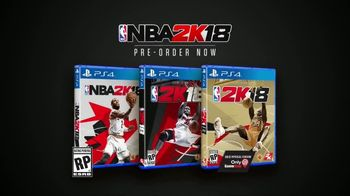 NBA 2K18 TV Spot, 'Press Conference' Feat. Shaquille O'Neal, Kobe Bryant - Thumbnail 8