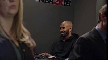 NBA 2K18 TV Spot, 'Press Conference' Feat. Shaquille O'Neal, Kobe Bryant - Thumbnail 5
