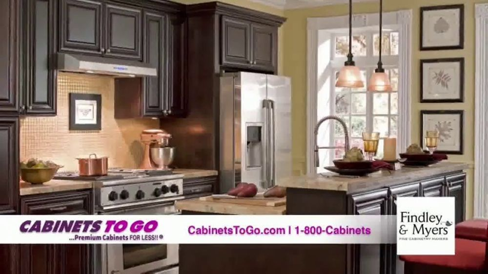 Charmant Cabinets To Go Biggest Sales Event TV Commercial, U0027Buy One Get One Freeu0027    ISpot.tv