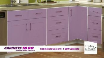 Cabinets To Go Biggest Sales Event TV Spot, 'Buy One Get One Free' - Thumbnail 4
