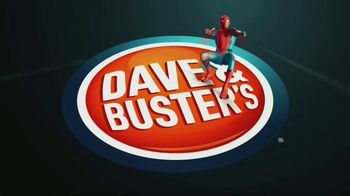 Dave and Buster's TV Spot, 'Spider-Man: Homecoming' - Thumbnail 1