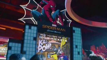 Dave and Buster's TV Spot, 'Spider-Man: Homecoming' - 2435 commercial airings