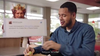 Burger King BBQ Bacon Crispy Chicken TV Spot, 'Very Tasty' - Thumbnail 4
