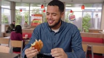 Burger King BBQ Bacon Crispy Chicken TV Spot, 'Very Tasty' - Thumbnail 5