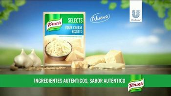 Knorr Selects Four Cheese Risotto TV Spot, 'Sabores auténticos' [Spanish] - Thumbnail 7