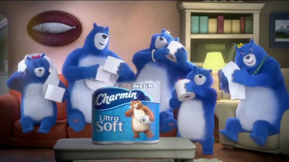 Charmin Ultra Soft Tv Commercial Bears Can T Keep Their