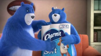 Charmin Ultra Soft TV Spot, 'Bears Can't Keep Their Paws Off Toilet Paper'