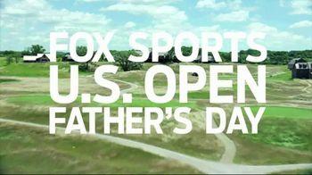 FOX Sports TV Spot, 'U.S. Open Father's Day Contest'