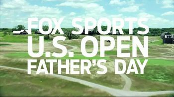 FOX Sports TV Spot, 'U.S. Open Father's Day Contest'