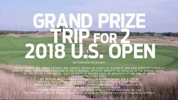 FOX Sports TV Spot, 'U.S. Open Father's Day Contest' - Thumbnail 7