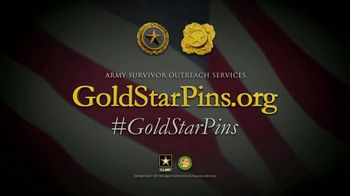 US Army Survivor Outreach Services TV Spot, 'Gold Star Pins' - Thumbnail 10
