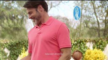 JCPenney Venta del Día del Padre TV Spot, 'Polos y relojes' [Spanish] - Thumbnail 2