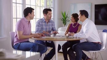 Chase TV Spot, 'HGTV: New Kitchen' Featuring Drew and Jonathan Scott