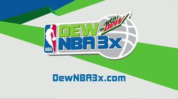 Dew NBA 3X TV Spot, '2017 Tour' - Thumbnail 5