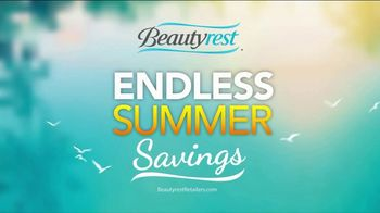 Beautyrest Endless Summer Savings TV Spot, 'Wake Up'