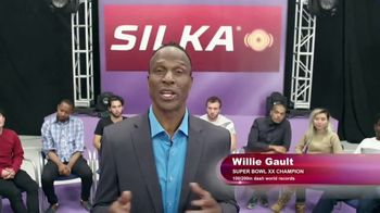 Silka TV Spot, 'Challenge: Day Three' Featuring Willie Gault - Thumbnail 1