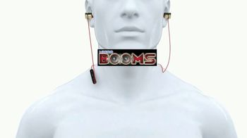 MicroBoom Earbuds TV Spot, 'Amazing Bluetooth Earbuds With Microphone!'