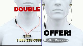 MicroBoom Earbuds TV Spot, 'Amazing Bluetooth Earbuds With Microphone!' - Thumbnail 9