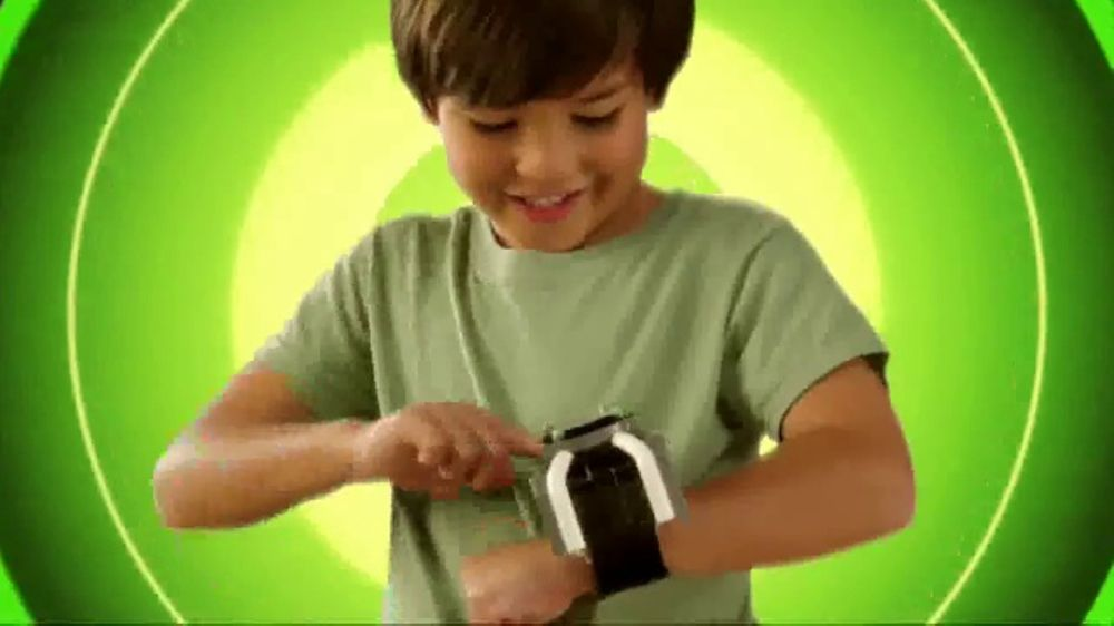 Ben 10 Deluxe Omnitrix Tv Commercial Ready For Battle