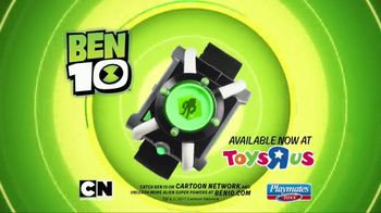 Ben 10 Deluxe Omnitrix TV Spot, 'Ready for Battle' - Thumbnail 10