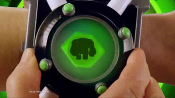 Ben 10 Deluxe Omnitrix TV Spot, 'Ready for Battle' - Thumbnail 3