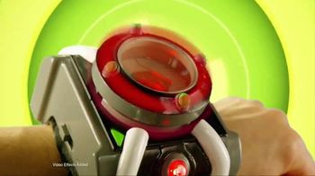 Ben 10 Deluxe Omnitrix TV Spot, 'Ready for Battle' - Thumbnail 7